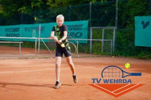 TV Wehrda startet in die Medenrunde 2020