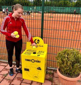 Recyclingaktion Advantage Earth