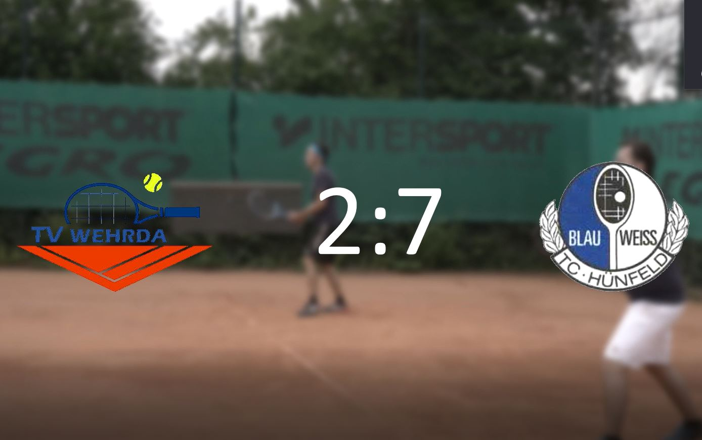 Zusammenfassung 1. Herren vs TC BW Hünfeld 28.06.2020