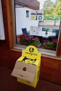 Recyclingaktion Advantage Earth – update