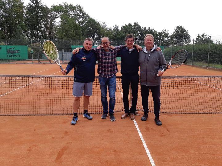 Herren 50 I werden Meister in der Bezirksliga A
