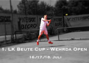1. LK Beute Cup – Wehrda Open